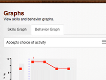 View Reports, Graphs and Analytics